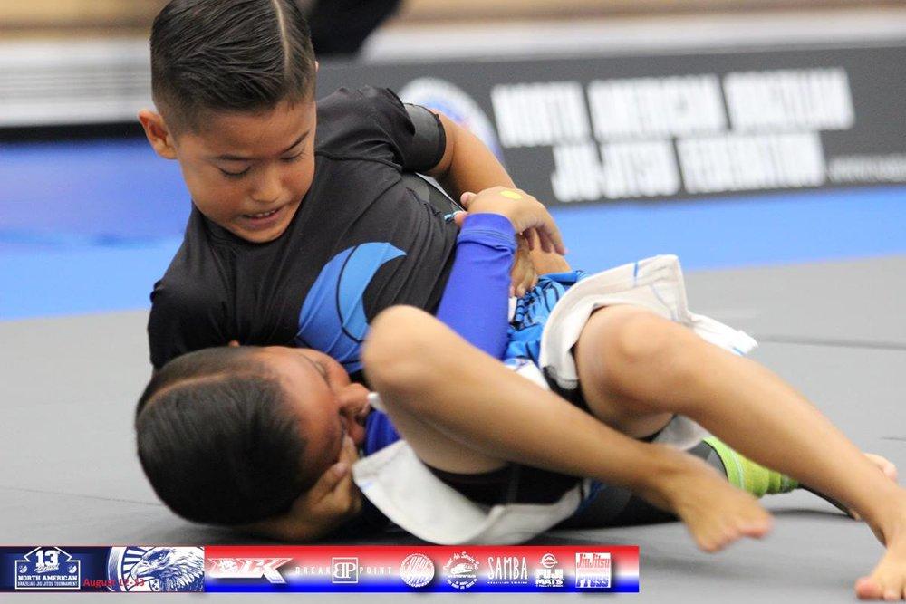 jiu jitsu kids classes in corona