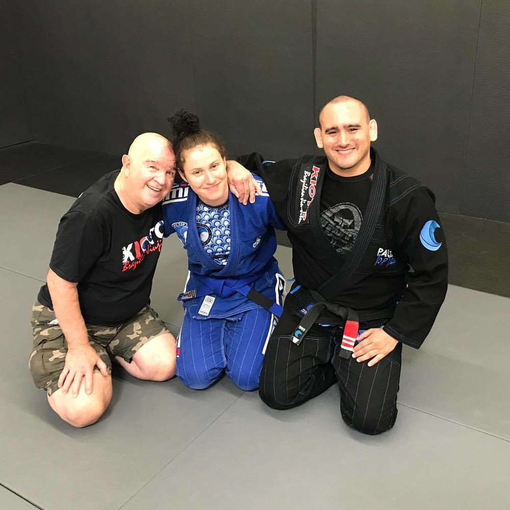 jiu jitsu promotion in corona