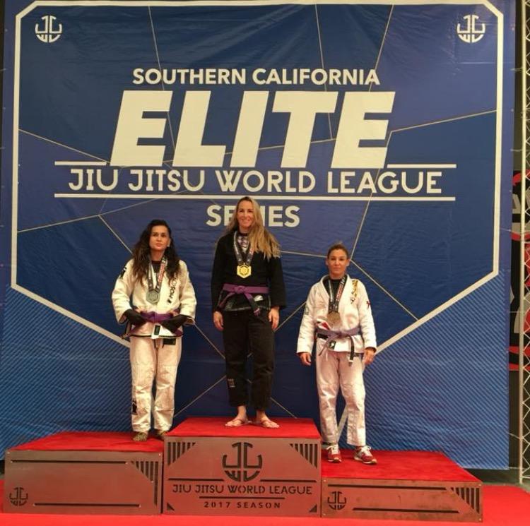 Woman's Jiu Jitsu and Self Defense in Corona