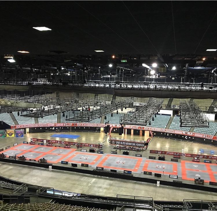 SJJIF Worlds @ The Long Beach Arena