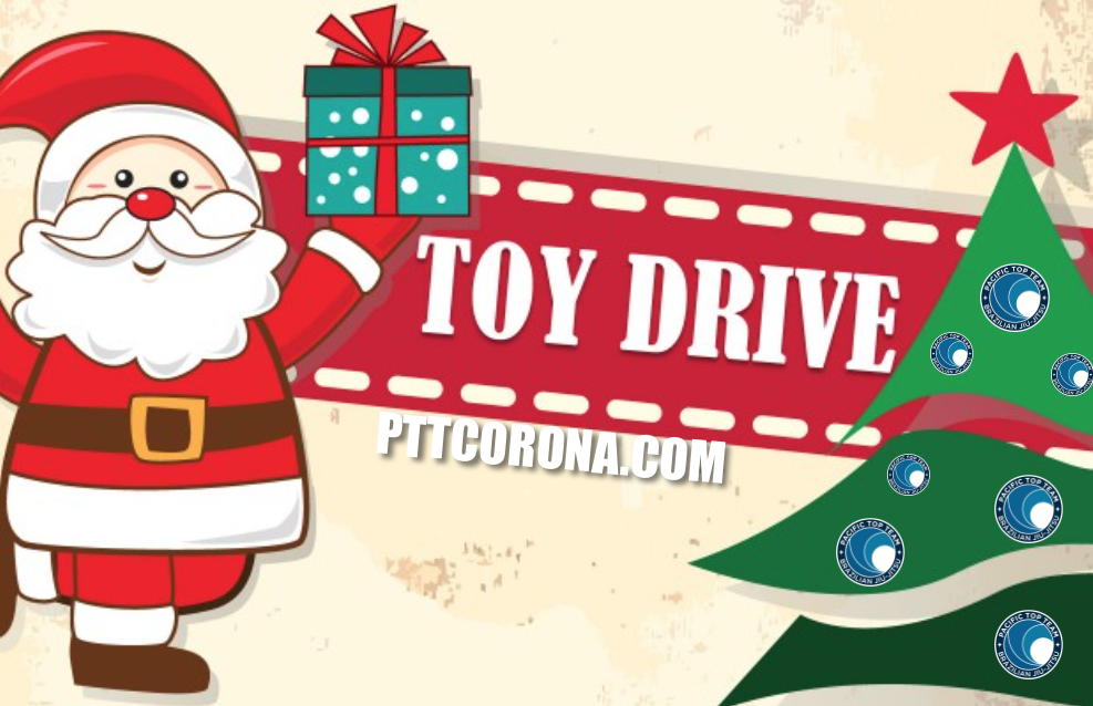 Holiday Toy Drive At Pacific Top Team BJJ Corona