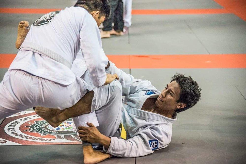 Brazilian Jiu Jitsu Competition Corona