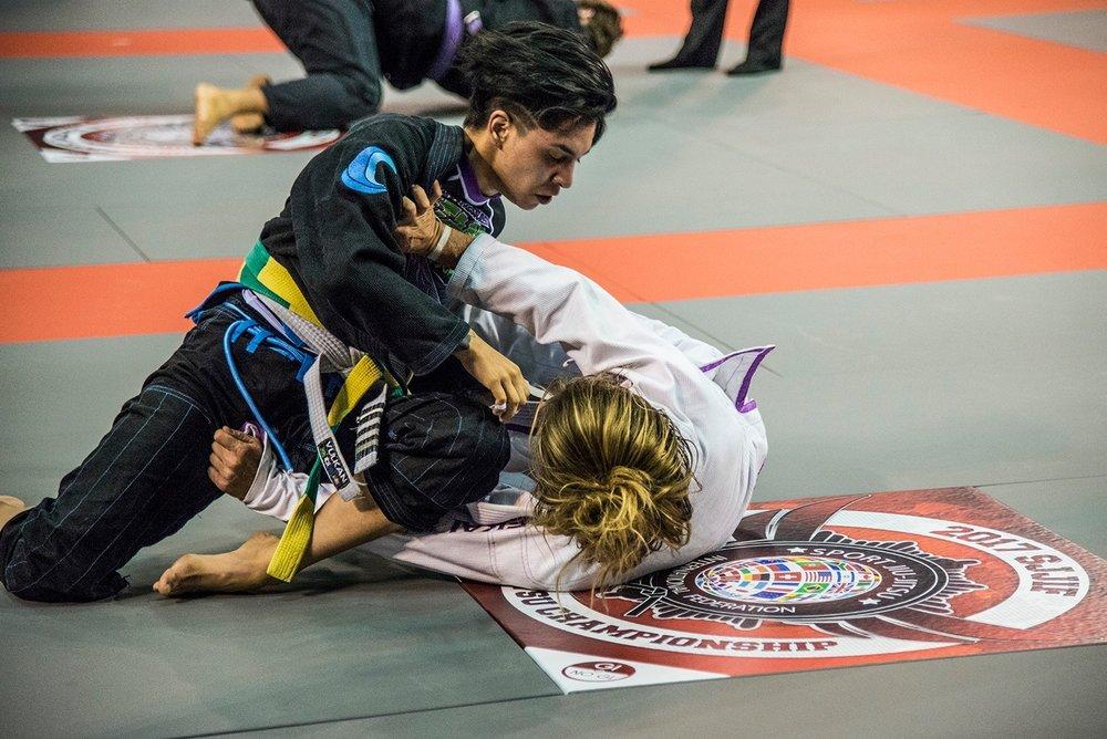 NABJJF Competition Jiu Jitsu Corona