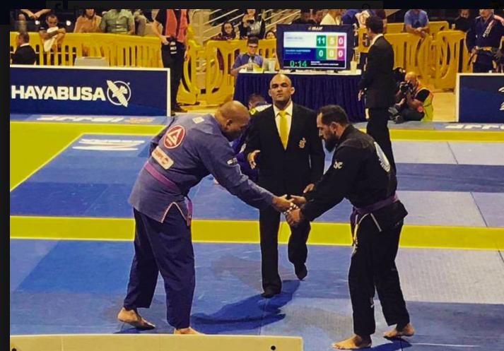 IBBJF Competition Jiu Jitsu Corona