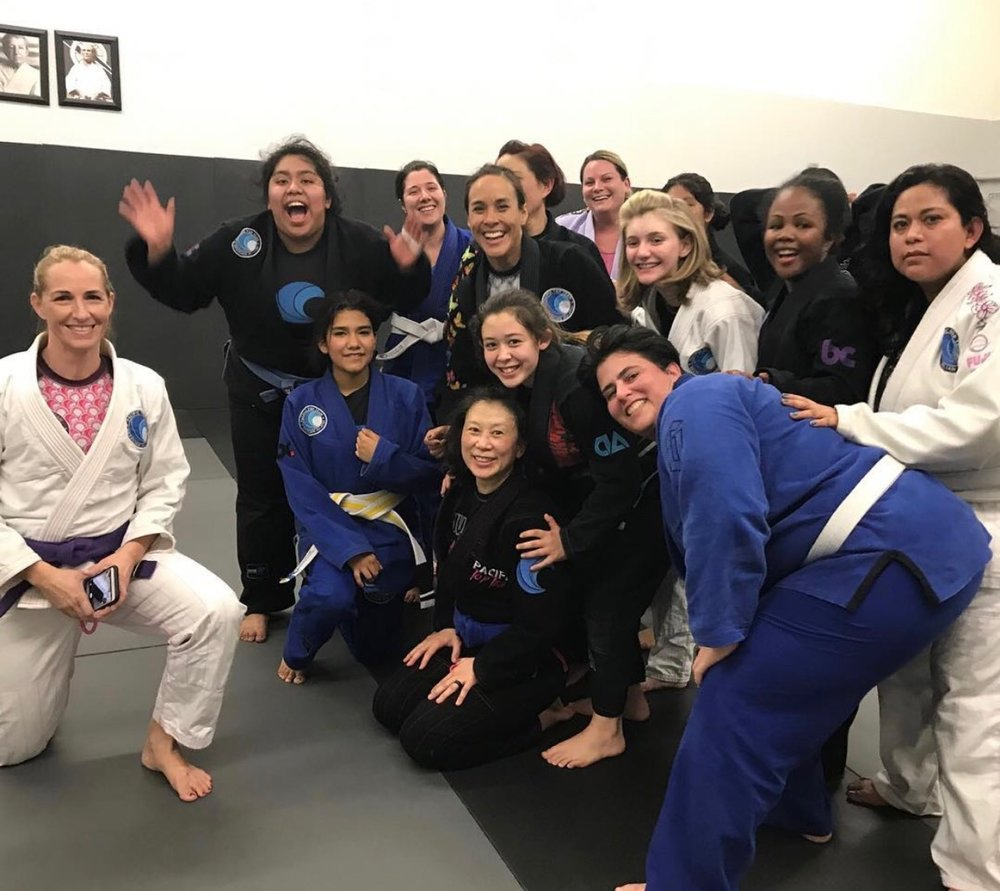 Women's Only BJJ and Self Defense Corona