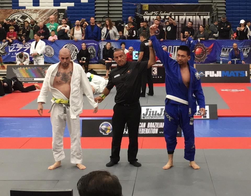 Competition Jiu Jitsu