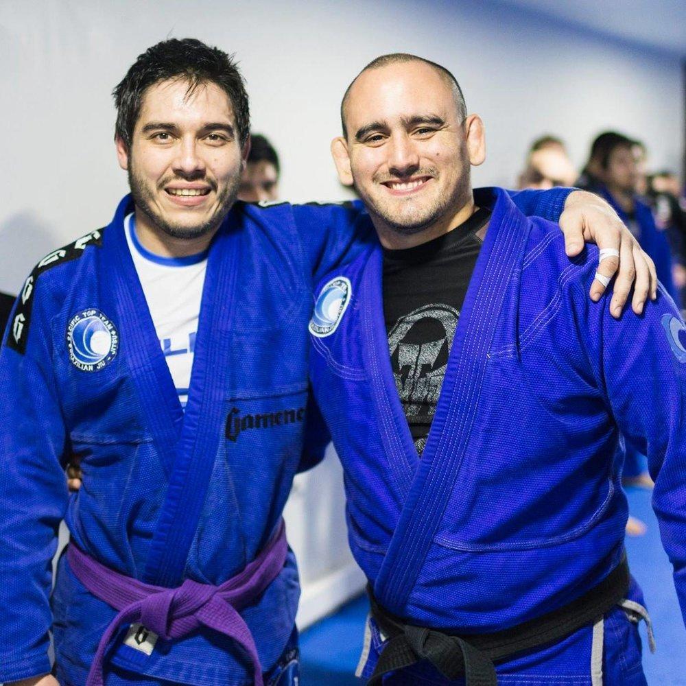Juan Pablo Garcia Jiu Jitsu Riverside