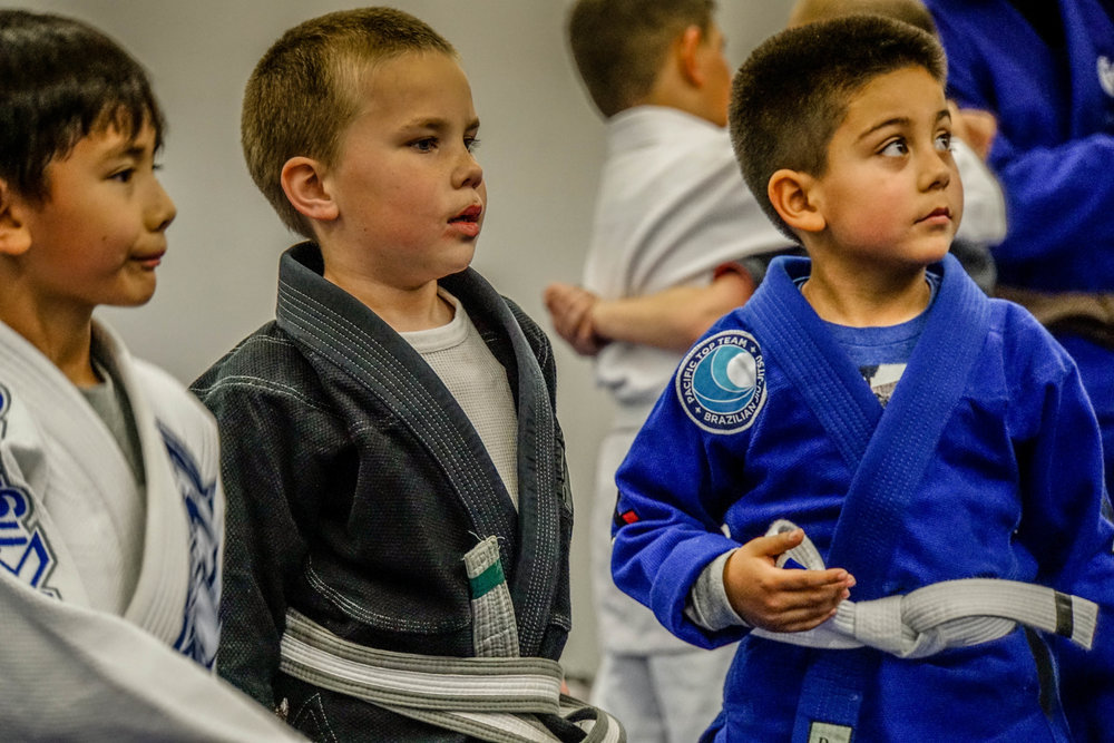 If you are interested in our Kids Martial Arts Program, please  Click Here  .