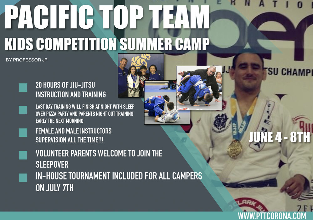 competition summer camp
