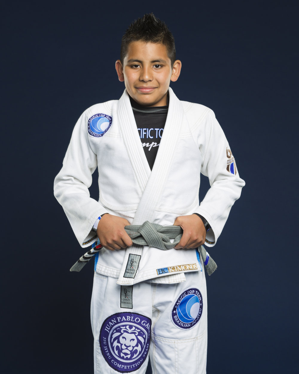 Teens jiu-Jitsu Summer Camp
