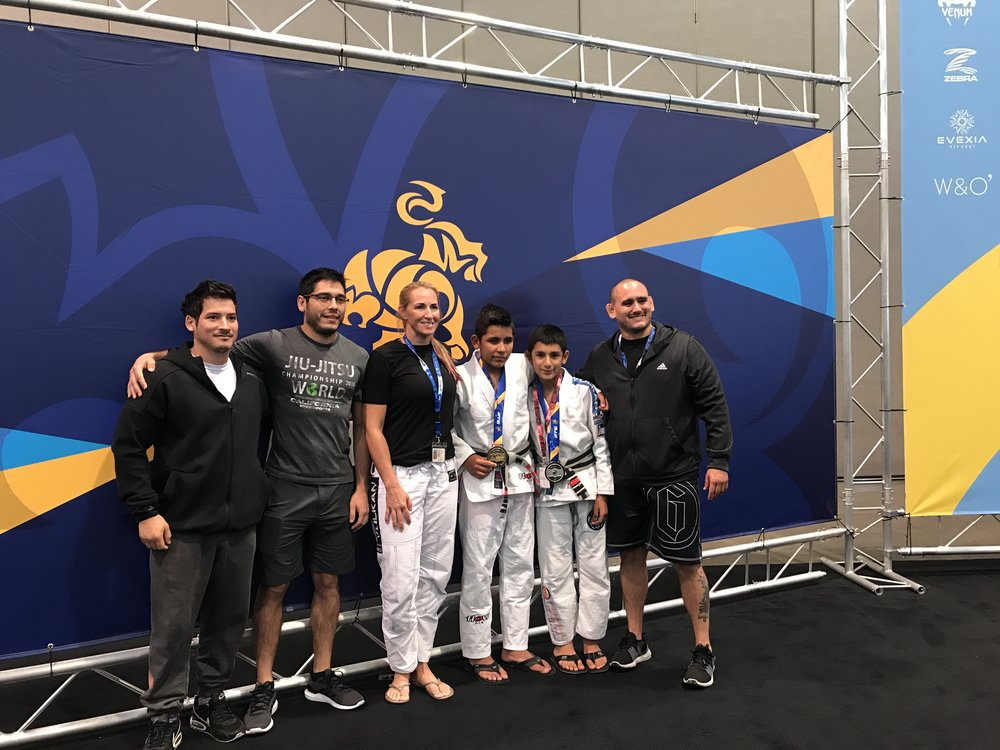 Chris and Jason IBJJF Kids International Championship.jpg