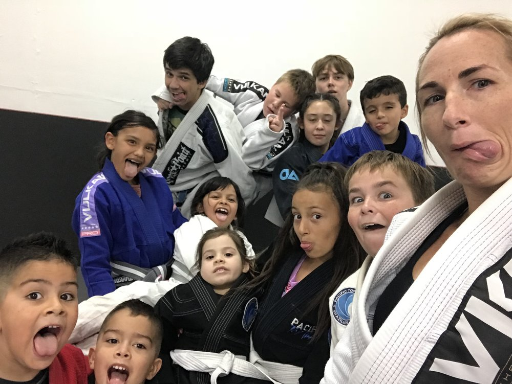 Parents night out-bjj