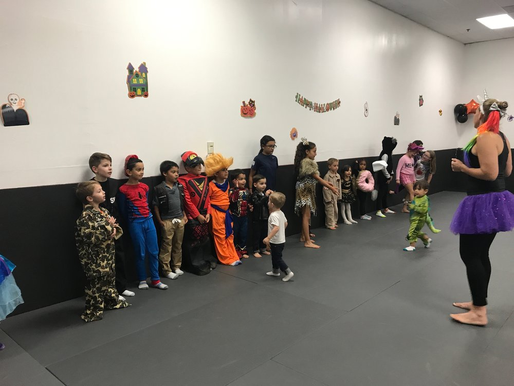 games kids fun Bjj corona