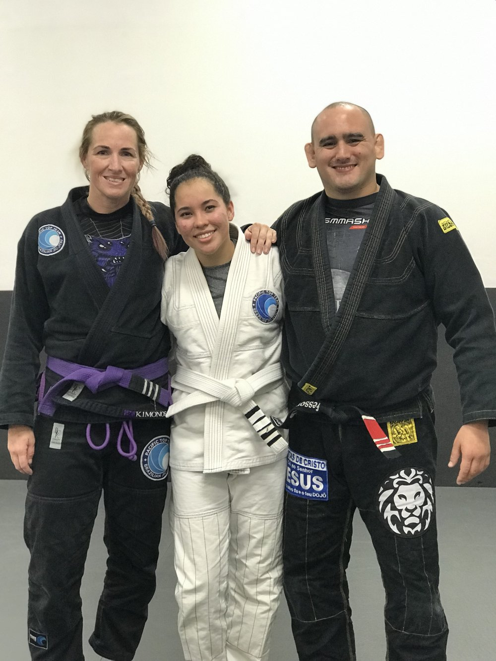woman's Bjj inland empire
