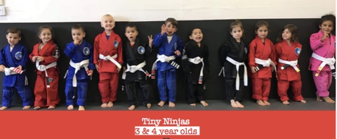 Ptt Kids jiu jitsu corona