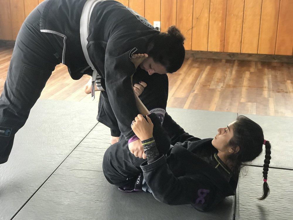 Brazilian jiu jitsu elevation camp