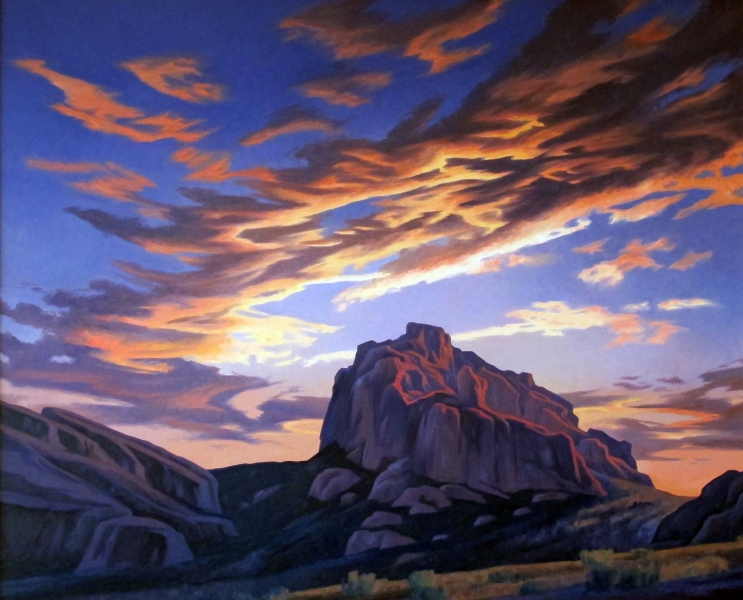 Ed Mell (lives, works in Phoenix)
