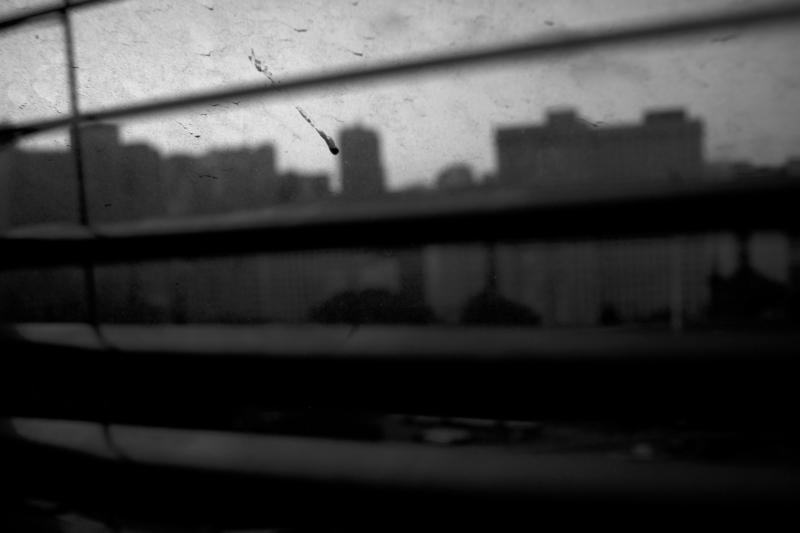 "Cidade (Re)Velada 1, 2012  Black and white digital image Artist's Proof; edition of 15 15.75 x 23.62"" (40 x 60 cm)"