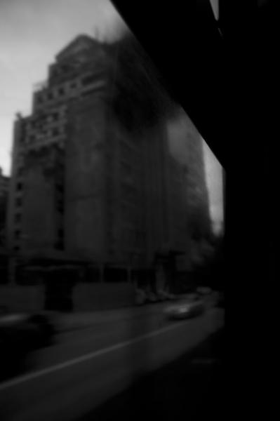"Cidade (Re)Velada 10, 2013  Black and white digital image Artist's Proof; edition of 15 23.62 x 15.75"" (60 x 40 cm)"