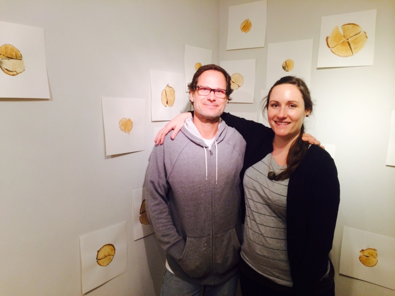 Photo Credit: Ted Decker Andrea with Brent Bond, 1-15-15