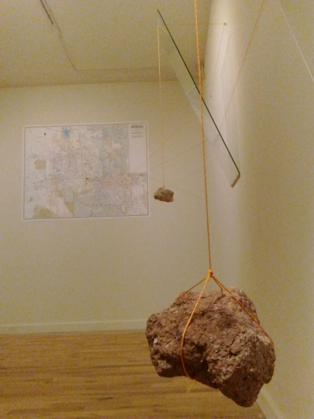 Displaced Four Times, Installation View 10