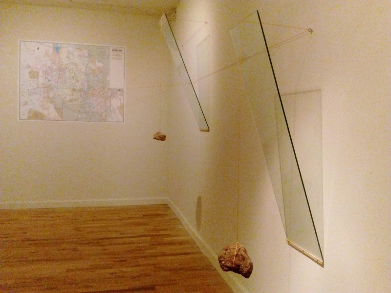 Displaced Four Times, Installation View 9