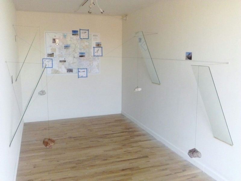 Displaced Four Times, Installation View 14
