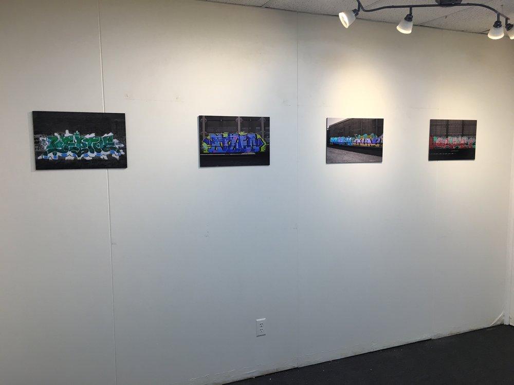 Nicholas Johnson, Installation image of wall, 1-16-16.JPG