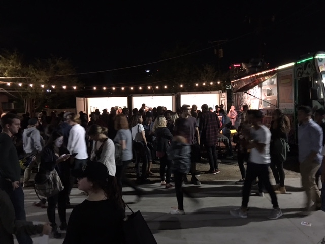 Phoenix November First Friday, 11-4-16Photo credit: Ted Decker