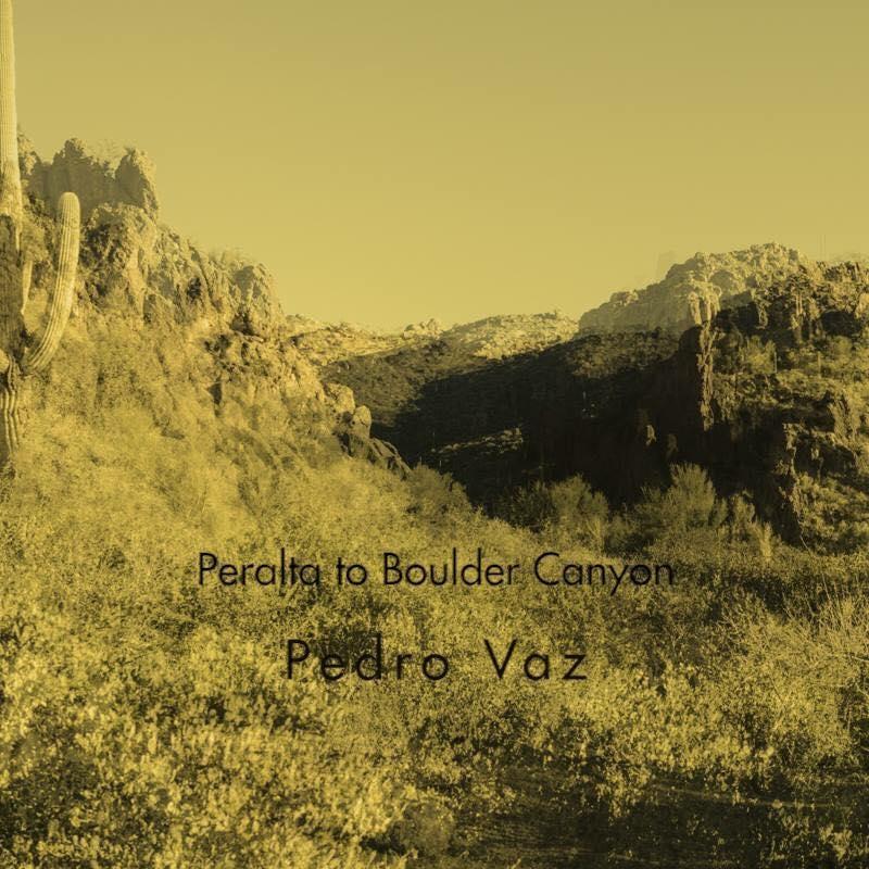 Pedro Vaz, Peralta to Boulder Canyon, Arizona, March, 2017, Video