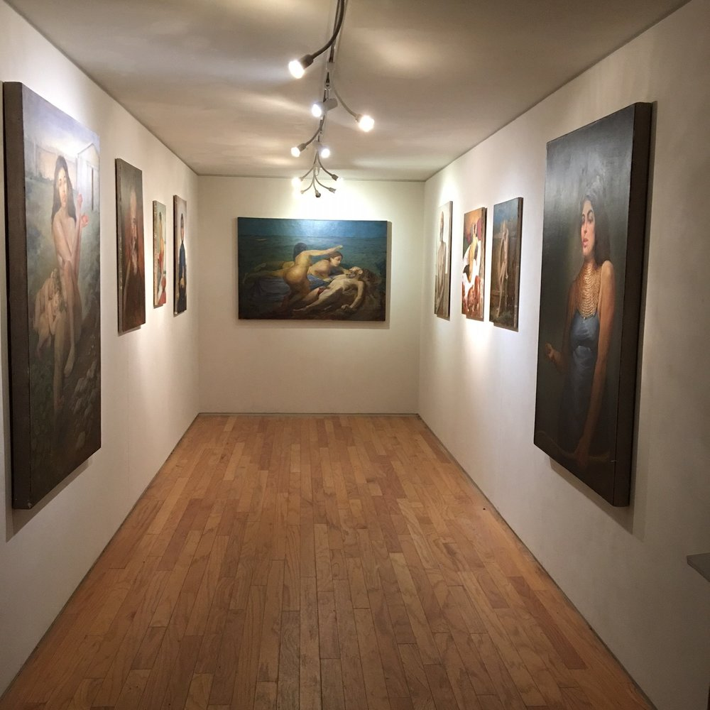 Rory MacLean, installation complete, 10-15-17.JPG