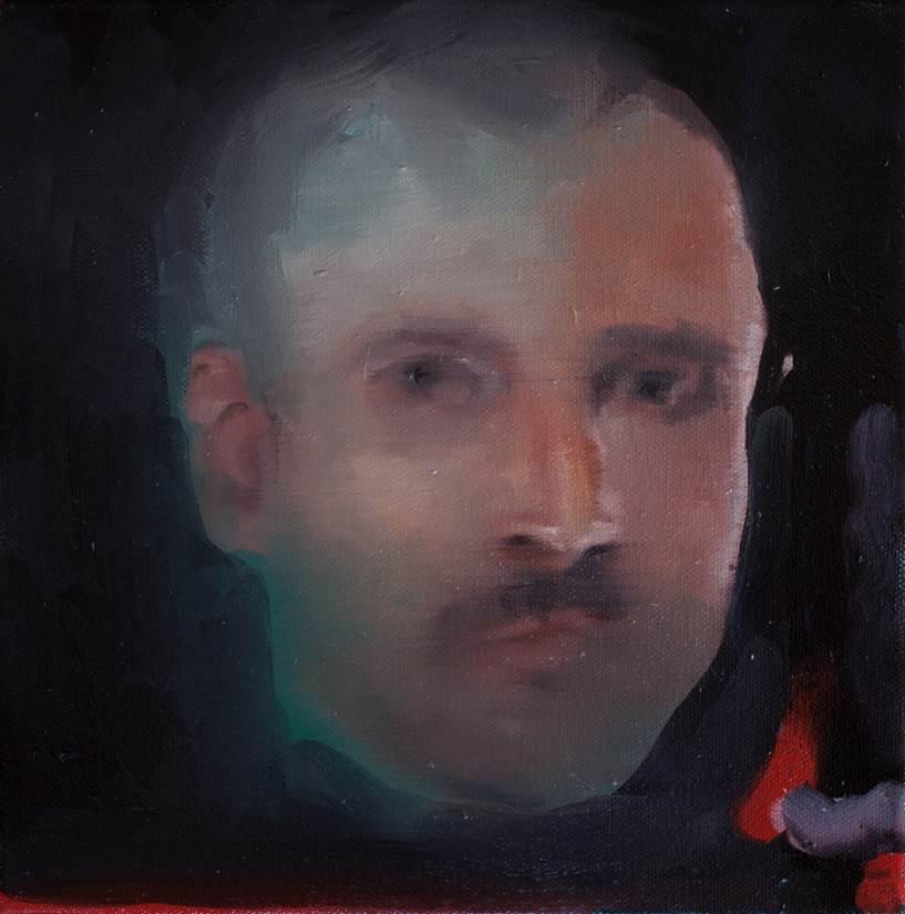 Self Portrait Fugue #2