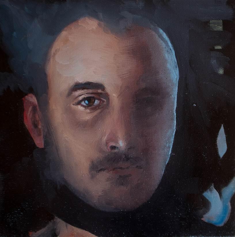 Self Portrait Fugue #4