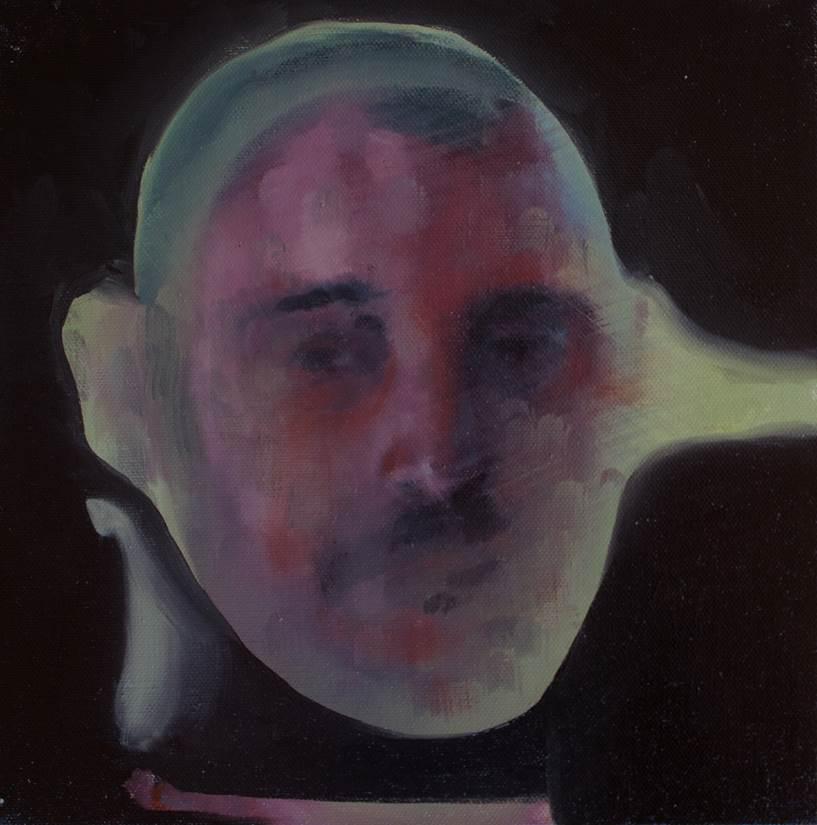 Self Portrait Fugue #5