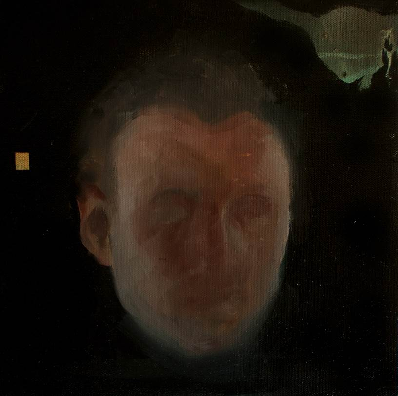 Self Portrait Fugue #6
