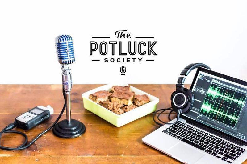 Podcast the potluck society space to dream steven chaparro a couple of months back i had the opportunity to chat with my good friend hugh weber for his podcast the potluck society we chatted amount about many sciox Images