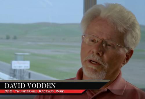 David Vodden