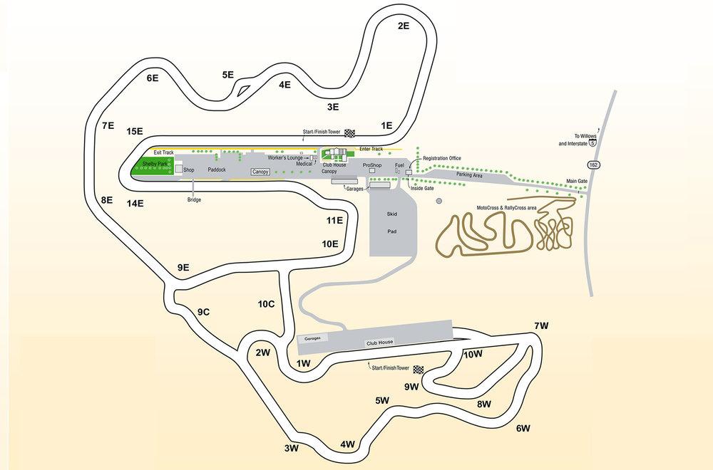3-Mile Track (Download)