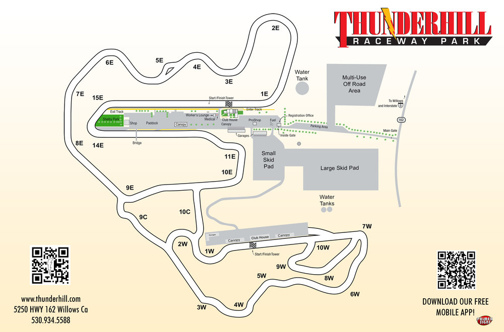 Rules For Submitting Track Times: - 1. All competitors must submit a video with proof of time along with a time slip from the organization you run with so that times may be compared.2. A car may only be allowed to protest in one class and cannot compete in a variety of classes. However records may be set in as many layouts as possible.3. If you are running in a spec class, your times must come from the series that offers the spec class.4. A vehicle description must be included in an email to determine what class to appropriately place the vehicle in.Get All Track Records Here:3 Mile - No Bypass3 Mile - With Bypass2 Mile - No Bypass2 Mile - With Bypass5 Mile - No Bypass5 Mile - With BypassFor questions please email Daniel Lubivy at daniel.lubivy@gmail.com
