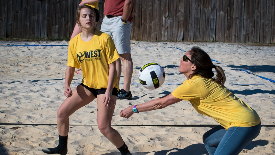 Sand Volleyball - West Davidson