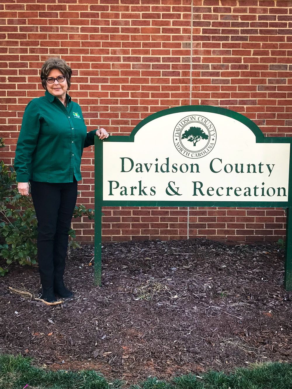 Brown handles multiple responsibilities at Davidson County Parks and Recreation, which includes coordinating the Davidson County Special Olympics.