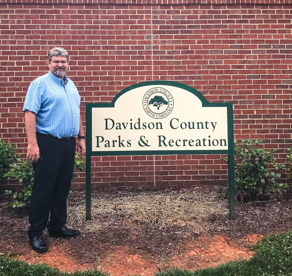 Director Thomas Mashburn asserts that first-class parks, recreation facilities and programs will make Davidson County more attractive to our future generations.