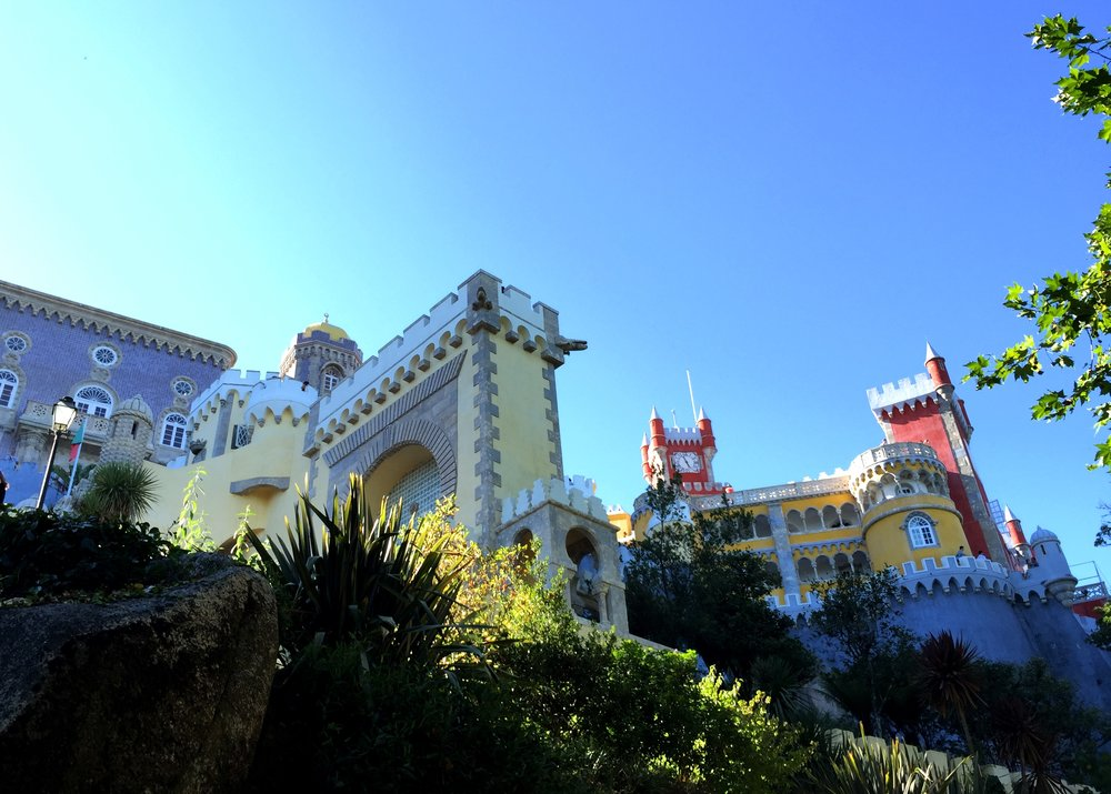 Pera Palace in Sintra, Portugal