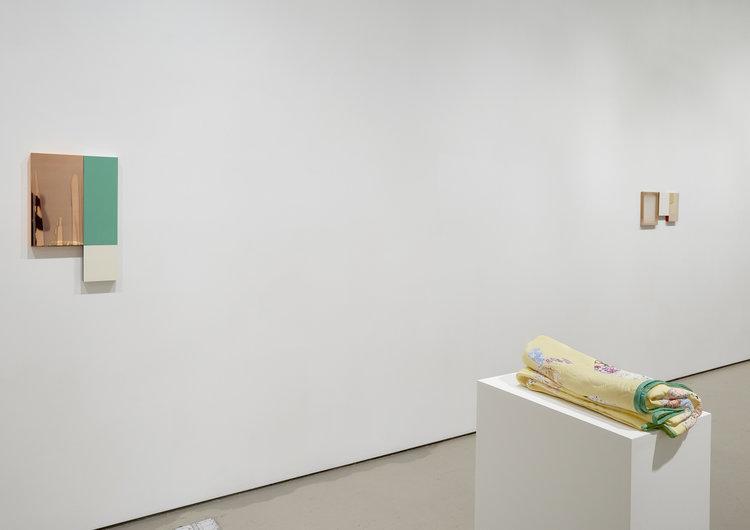 Installation view: 'Modern Domestics',Jane Lombard Gallery.Image courtesy Jane Lombard Gallery.