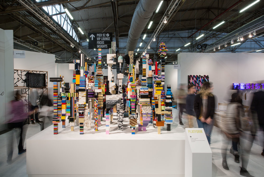 Photo by Jennifer Calais | Courtesy of The Armory Show.