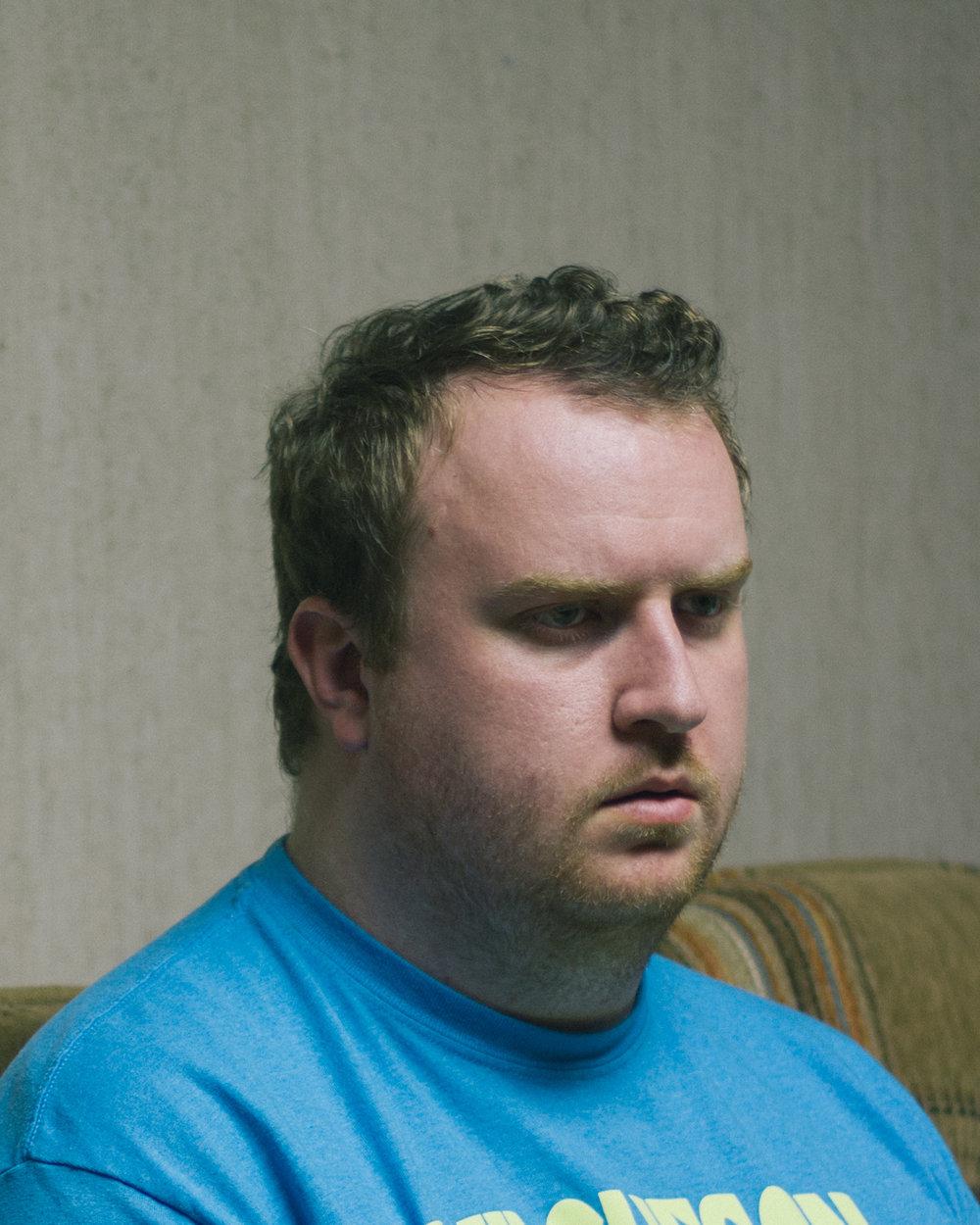 Self-portrait by Sean Johnson