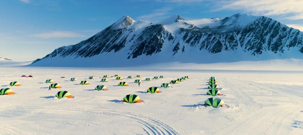 Director + Drone Operator + editor - Antarctic Ice Marathon