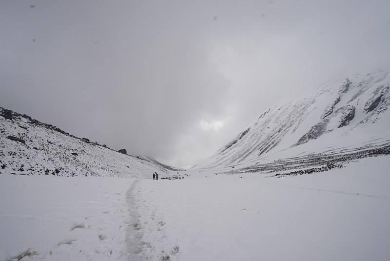 Đường lên Annapurna Base Camp, vào thung lũng các vị thần.