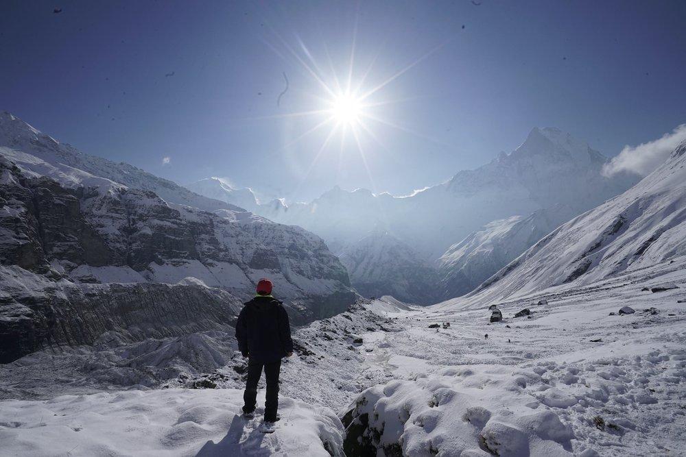 See you again, Annapurna