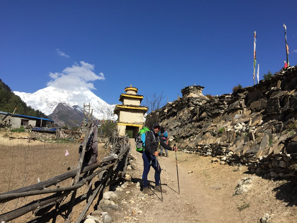 Manaslu, here we come